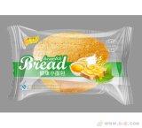 Автоматическая подушка упаковки машины торт хлеб упаковочные машины