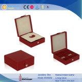 رف صندوق جلد [جولري بوإكس] مجوهرات [بكينغ بوإكس] (5480)