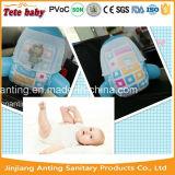Couche-culotte remplaçable de bébé des prix de joie les meilleur marché des produits de bébé, couche-culotte de bébé de coton