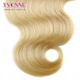 Sluiting 100% van het Kant van de Golf van het Lichaam van Yvonne Brazilia Hair #613 Menselijk Haar