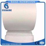 Tessuto non tessuto dell'animale domestico di 100% con idrofilo per i Wipes bagnati