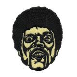 Parche de tela de algodón borrosa, emblema de recuerdo (YB-pH-12)