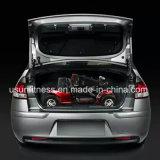 48V 500W preiswertester elektrischer faltbarer Mobilitäts-vierradangetriebenroller für untaugliches mit wahlweise freigestellter Rückseite