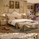 خشبيّة غرفة نوم أثاث لازم مع خشبيّة [دووبل بد] وخزانة ([أ06])