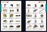 Wg9000360366 HOWO 트럭 4 회로 보호 벨브 자동차 부속