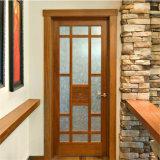 단단한 나무로 되는 문은 별장 문 입구 문을 디자인한다