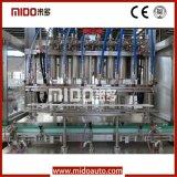 Máquina de rellenar líquida para los lubricantes 1-5L