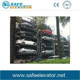 Ahorro de energía de bajo ruido de sistema de aparcamiento