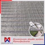 Espessura 1,2Mm Clima Cortina de alumínio Sombra Net Fabricante
