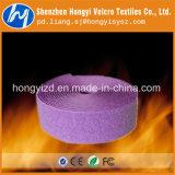 100% Nylon-materieller flammhemmender Flausch-Haken u. Schleife