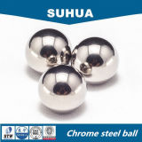 Esfera da precisão da esfera de aço de cromo para o rolamento de esferas