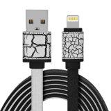 携帯電話のための5V/2.1A電光USBデータ充満ケーブル