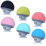 Haut-parleur stéréo de Bluetooth de champignon de couche de haut-parleur de surgeon de vélo mignon de carton