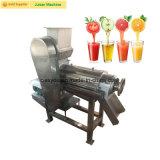 Suco de cenoura do Juicer da fruta de China do aço inoxidável que faz a máquina da extrusora