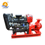 Diesel Engine Surfaces Toilets Pump for Irrigation
