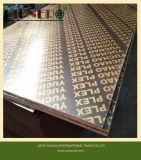18мм Shuttering пленки, с которыми сталкиваются фанера для строительства