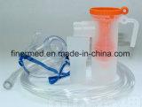 De draagbare Kamer van de Verstuiver van het Astma van het Inhaleertoestel van de Holding