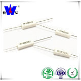 Rx27 revestido de cerâmica Fio Enrolado Resistor de energia