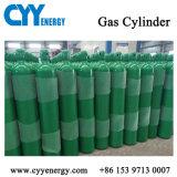 ISO9809 6m3/7m3/8m3/10m3 40L 47L 50Lのガスポンプのための高圧アルゴンの酸素ボンベ