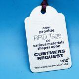 La fabricación profesional HR61 RFID UHF pasiva etiqueta prendas de vestir