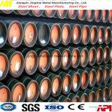Acciaio della conduttura di api 5L X42-X100 per il piatto della costruzione del gas di olio