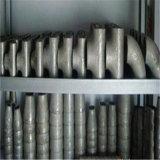 Raboutage en acier au carbone du raccord de tuyau Raccord en T en acier inoxydable
