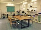 Feste hölzerne Speisetisch-Wohnzimmer-Möbel (M-X2395)