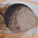 꼬부라진 가득 차있는 브라질 사람의 모발 레이스 가발 (PPG-l-01391)