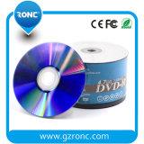 8X de lege Schijven dvd-r met 100/50PCS krimpen de Verpakking van de Omslag