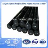 プラスチック黒いHDPE棒
