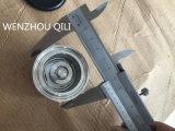 Valvola sanitaria dell'eliminazione dei fogli inceppati dell'aria dell'acciaio inossidabile