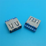 Der populäres Produkte Panel eingehangene SMD 3.0 USB-Verbinder