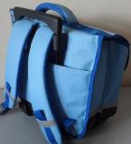 트롤리 회전 여행 학생 학교 책가방 책가방