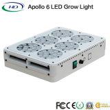 Espectro Apollo crecer 6 LED de luz para la siembra de efecto invernadero