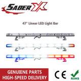Bonne qualité de 47pouces bar lumineux pour LED linéaire pour la police/d'urgence/de trafic