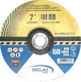 180X6.4X22.2мм пластмассовый клей шлифовального круга для металла