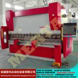 Гибочного устройства плиты машины металла Wc67y тормоз гидровлического/гидровлического давления