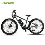 Unidad de mediados de 36V250W a 500W grasa E Bike