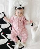 Barboteuses 100% de bébé de coton