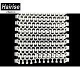 Matériau de POM Hairise Har2300h dans l'industrie alimentaire de la courroie du convoyeur