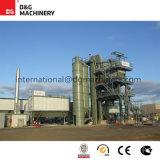 ISO-CerPct bescheinigte der 160 t-/hasphalt-Mischanlage für Verkauf/Asphalt-Pflanzengerät