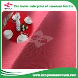 Beige nichtgewebtes Gewebe für Tischdecke mit 100% pp.