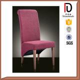 Runde Röhrenmetallpolsterung-Stühle für Hochzeit