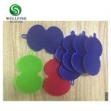 Esponja de Silicone Depurador Multiuso para lavar frutas e produtos hortícolas