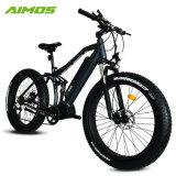 20インチのの高さの品質の完全な中断山の電気バイク