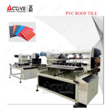 PVC機械を作る波形の屋根瓦の押出機のプラスチックシート