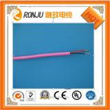 Isolamento de PVC com núcleo de cobre do fio flexível blindado
