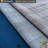 155GSM 100%년 옥외 의복을%s 폴리에스테에 의하여 인쇄되는 스판덱스 평야 우단 직물