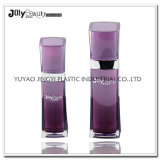 bottiglia impaccante della lozione cosmetica di lusso 120ml