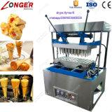 Máquina da pizza do cone da máquina do biscoito da bolacha do cone de gelado